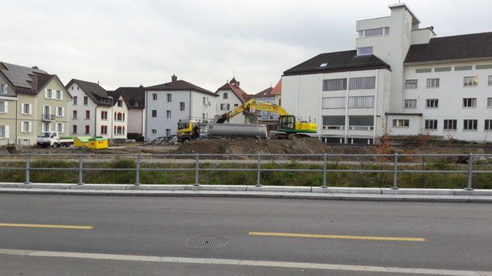 Wohnen am Dorfbach / Stand 2017.01
