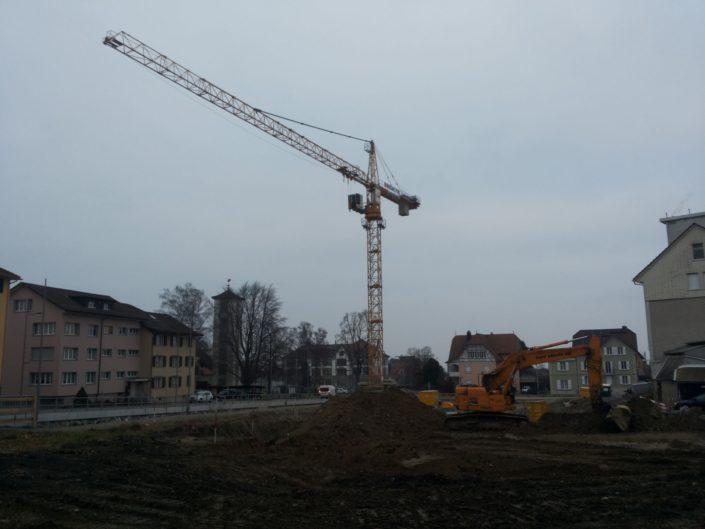 Wohnen am Dorfbach / Stand 2017.02